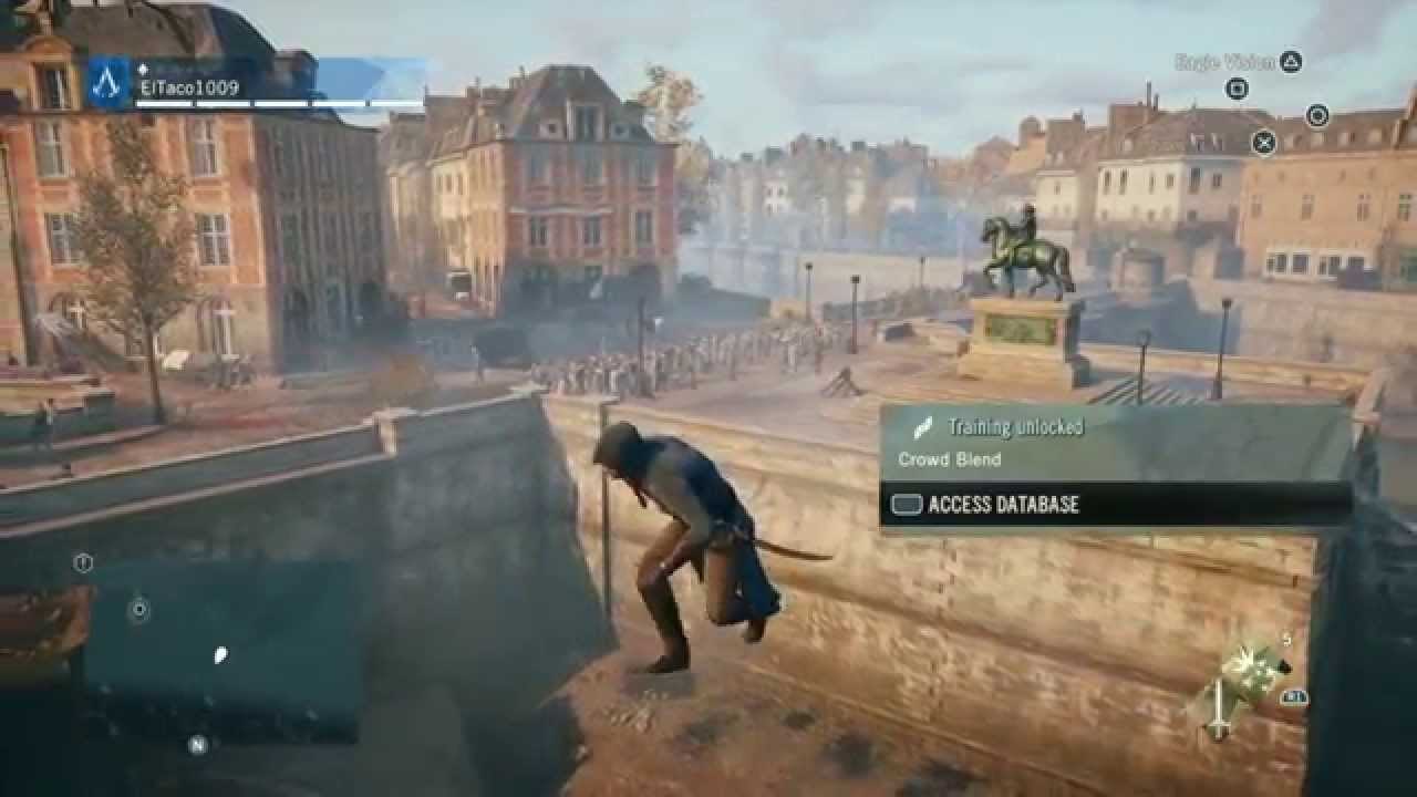 Assassin S Creed Unity Has The Best Glitches
