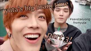 Download nct yuta's brain continously works differently *part 3*
