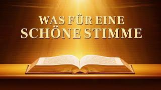 """Christliche Filme Trailer """"WAS FÜR EINE SCHÖNE STIMME"""" Die Stimme des Herrn kommt wieder"""