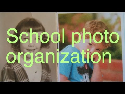 Get organized for picture day!