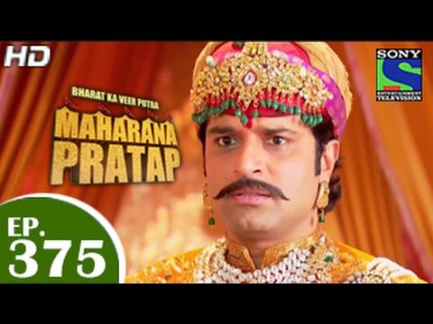 Bharat Ka Veer Putra Maharana Pratap - महाराणा प्रताप - Episode 375 - 3rd March 2015