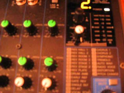 Install Yamaha Mixer for Karaoke 02 - YouTube