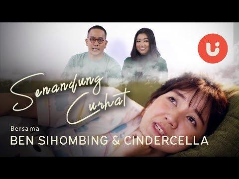 Ben Sihombing dan Cindercella - Hati (Live Performance di Senandung Curhat Pijaru)