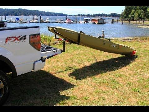 Hobie kayak review mirage pro angler 12 funnydog tv for Cabela s advanced angler 120 trolling motor