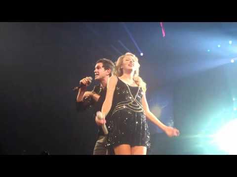 Andy Grammer & Taylor Swift Sing