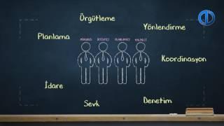 KAMU YÖNETİMİ - Ünite 1 Konu Anlatımı 1