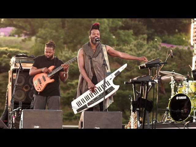 SJF 2015 Robert Glasper Experiment