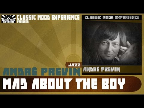 André Previn - Mad About the Boy (1947)