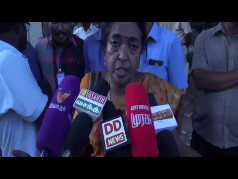 #sterlite Seal #tuticorin | Environmental Activist Fatima Babu Press Meet