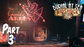 Bioshock Infinite Burial at Sea Episode 2 - Part 3 - Sex Education (Walkthrough Playthrough)