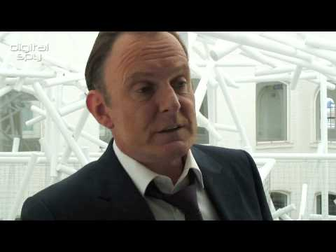 Robert Glenister on the new series of 'Hustle'