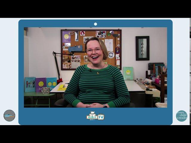 Children's Choice Book Award   Raina Telgemeier GUTS 5th-6th Grade