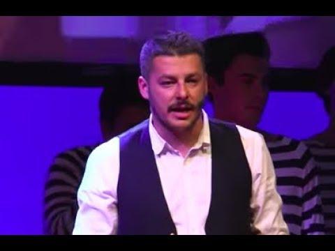 Rulli Frulli: music, integration and creative reuse of material   Federico Alberghini   TEDxLakeComo