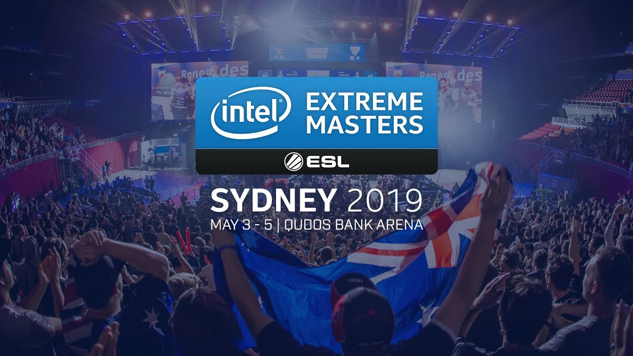 IEM Sydney 2019 - Join us at the Qudos Bank Arena