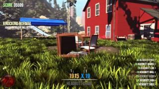 Goat Simulator PC Gameplay *HD* 1080P Max Settings
