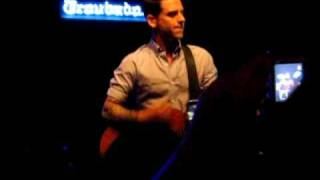 Dashboard Confessional - The Places You Have Come to Fear the Most (live)