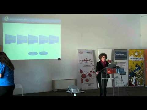 Job Fair Athens 2013 - Ομιλία Δ.Ε.Η.