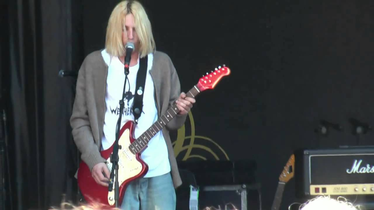 Nirvana tribute band Nervana - In Bloom - Mathew Street Festival ...