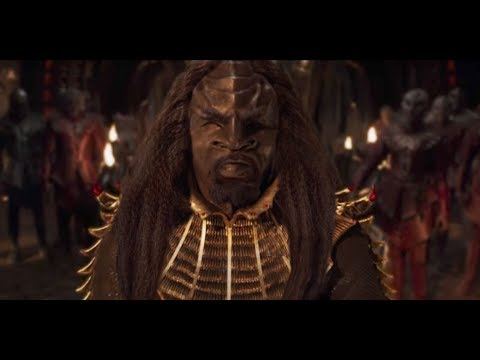 Klingon Look In Star Trek Discovery To Change Again In Season 2