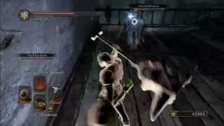 Dark Souls 2 Weapon Showcase: The Gyrm Great Hammer