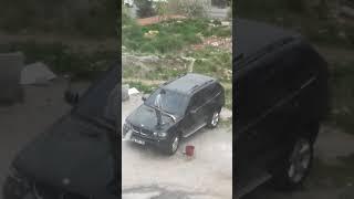 Araba böyle yıkanır