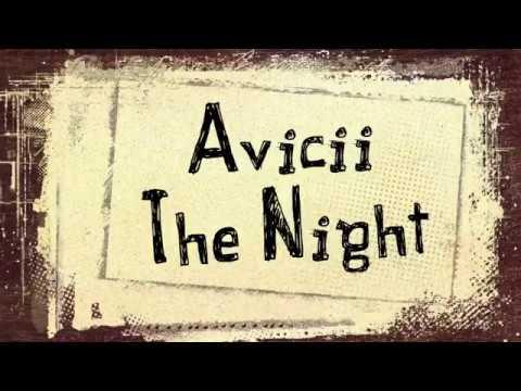 Lirik lagu Avicii The Night