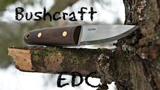 My Bushcraft EDC.