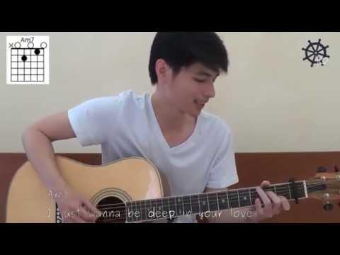 akustik-gitar---belajar-lagu-(sugar---maroon-5)