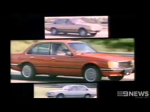 Holden wheels out last ever locally made Commodore before jobs move offshore