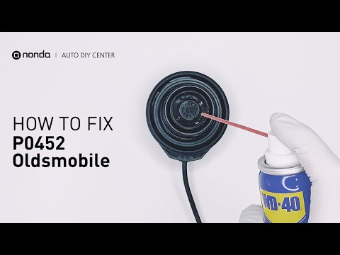 How to Fix OLDSMOBILE P0452 Engine Code in 3 Minutes [2 DIY Methods / Only $4.53]