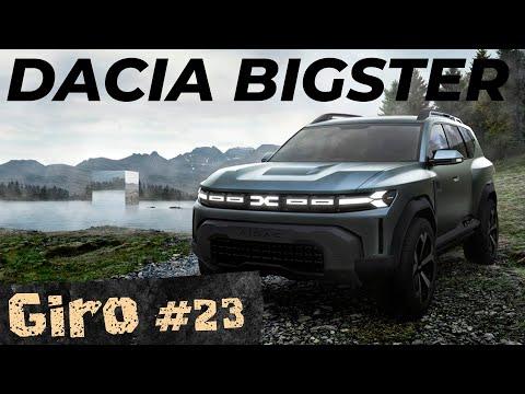 RENAULT/DACIA BIGSTER! Bom rival para o Jeep Compass? / Giro #23
