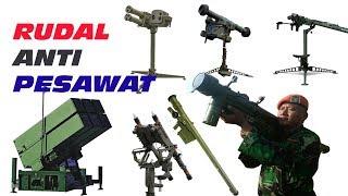 Rudal Pertahanan Udara / Rudal Anti Pesawat TNI