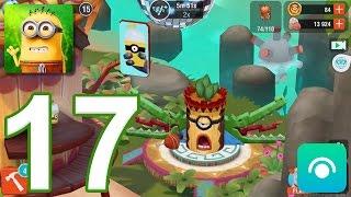 Minions Paradise - Gameplay Walkthrough Part 17 - Level 15 (iOS, Android)