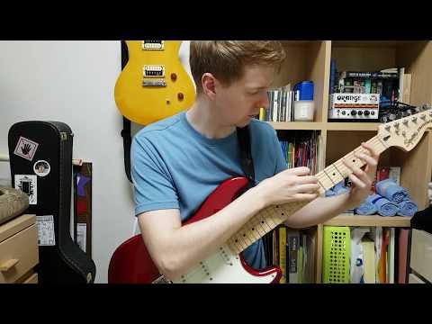 Math Rock / Emo FACGCE Guitar Noodling
