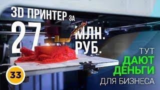 видео Печать 3D-фигурок – отличная идея для бизнеса