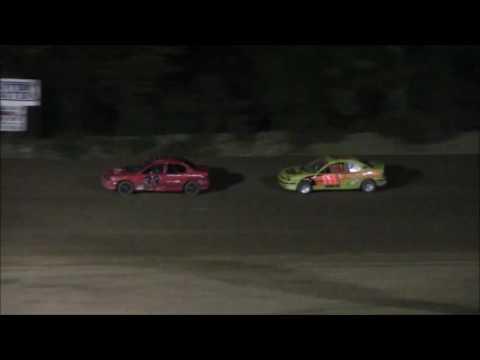 Butler Motor Speedway FWD Heat #2 9/16/16