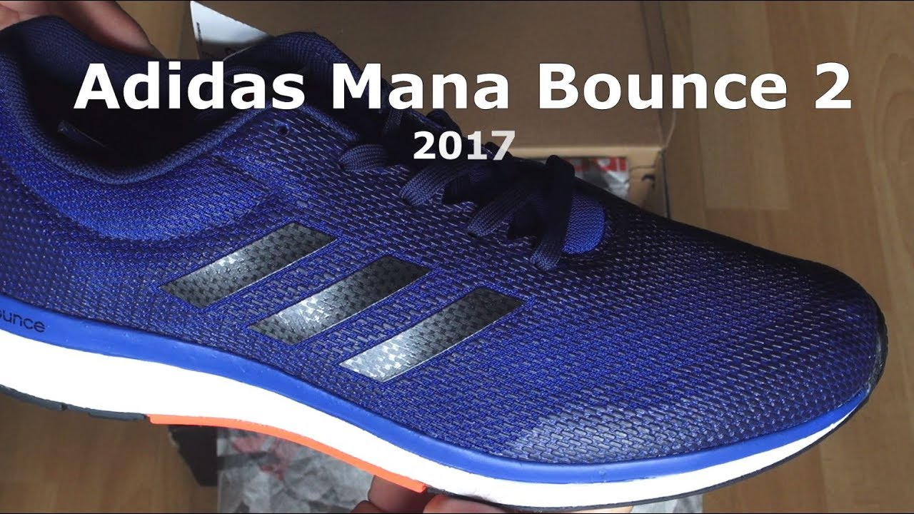 reputable site bc0ee 89f6e Adidas Mana Bounce 2 running shoes  sneaker  neutral  running  Sport   short insigh