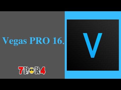 Vegas PRO 16 pt-br.