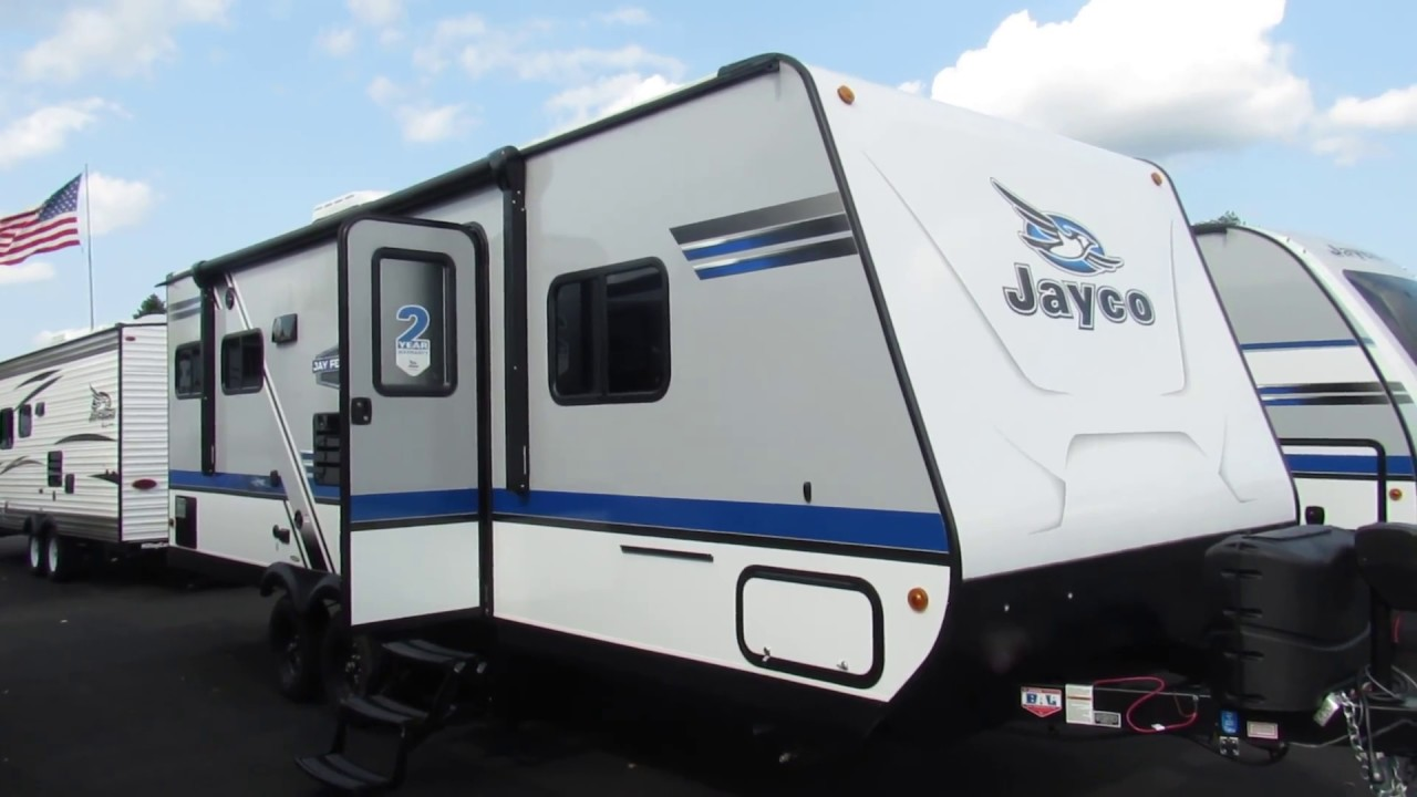 2018 Jayco Jay Feather 23rl New Travel Trailer For Sale