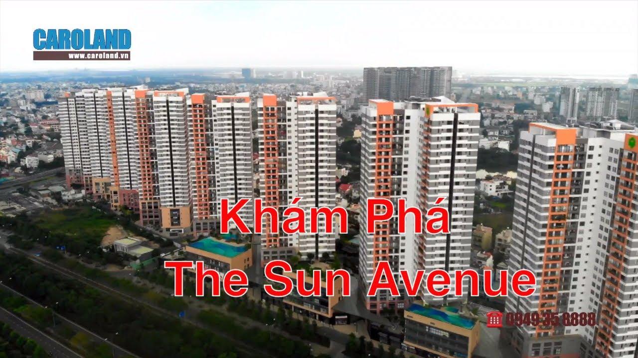 Khám phá khu căn hộ The Sun Avenue Mai Chí Thọ Quận 2 – 20tr