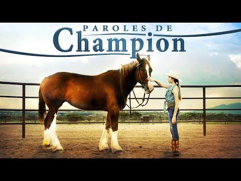 Paroles de Champion - Film Complet en Français (Cheval, Famille)