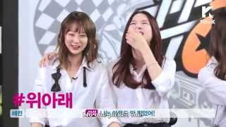 exid funny clip 9 who has the best body?