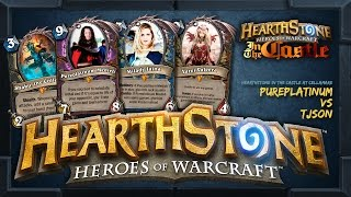 Hearthstone in the Castle - The best Rogue lethal game ever!