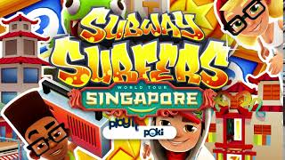 Subway Surfers: Singapore - Play it on Poki