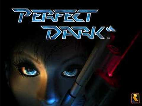 Perfect Dark - Airbase Espionage
