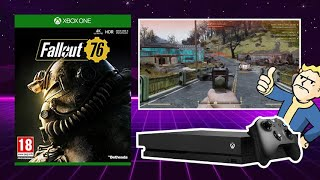 Fallout 76 Gameplay - First Hour - Xbox One X