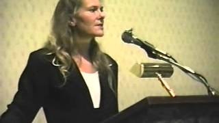 MIND CONTROL TRAUMA & TRUTH - Mark Phillips and Cathy O'Brien - 1997 Part 2of4