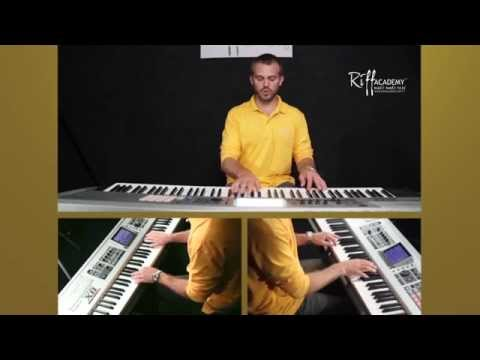 Free Online Keyboard Lesson: Lesson 13 Level 2
