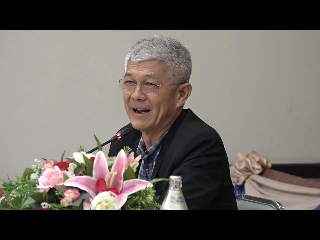 คณะจากเทศบาลเมืองฝางเฉินก่าง ประเทศจีนเข้าคารวะนายกเทศมนตรีเมืองร้อยเอ็ดฯ 10- 11- 62