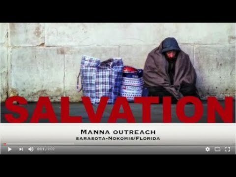 Manna Outreach - Not Bread Alone - 2017